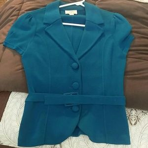 ATLoft knit jacket euc